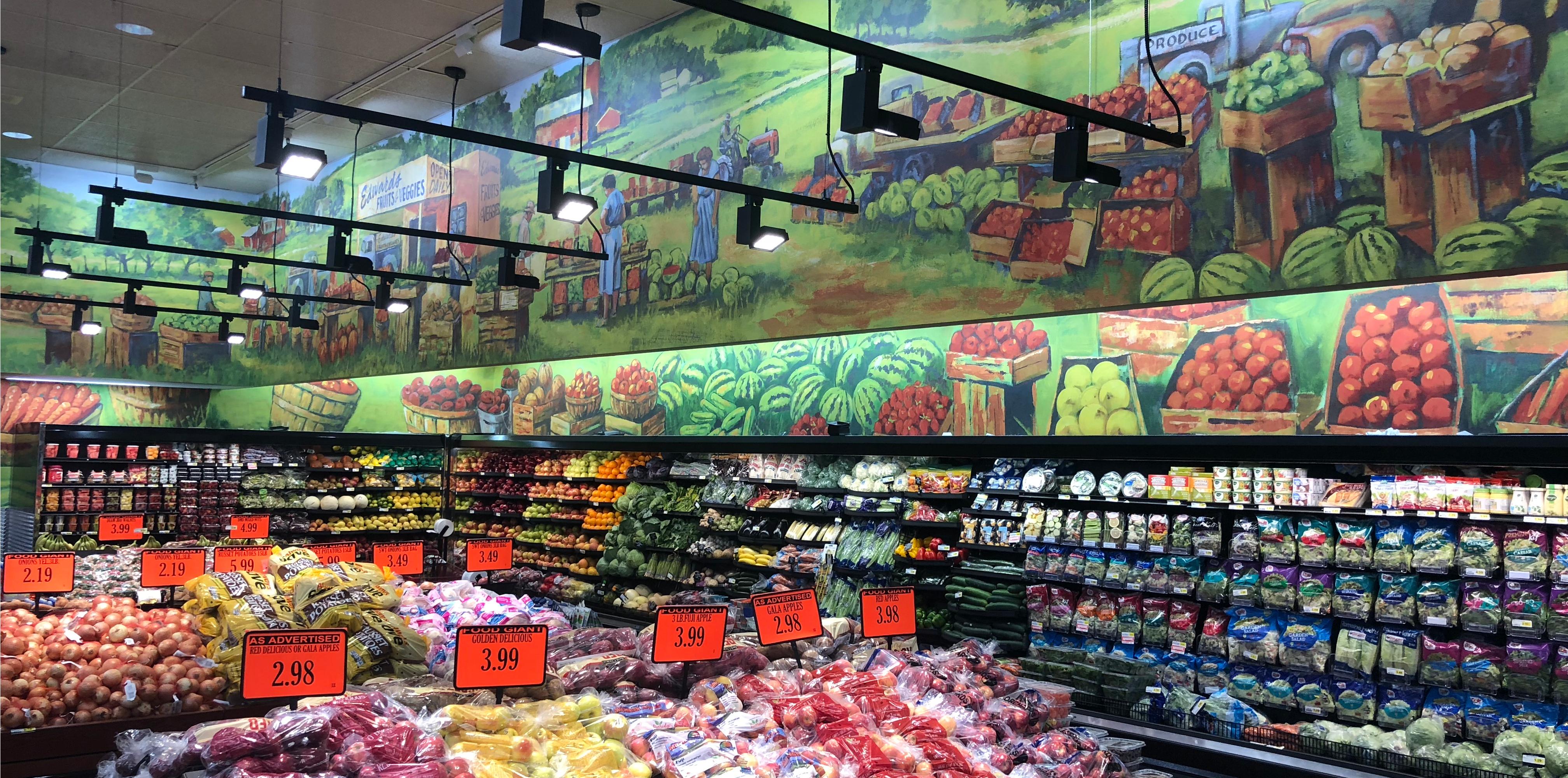 Food Giant & Cash Saver Jobs